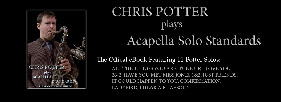 Chris potter ebook the official chris potter ebook from eli ebook features fandeluxe PDF